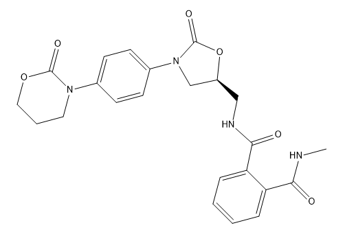 Rivaroxaban Impurity 35 Chemical Structure