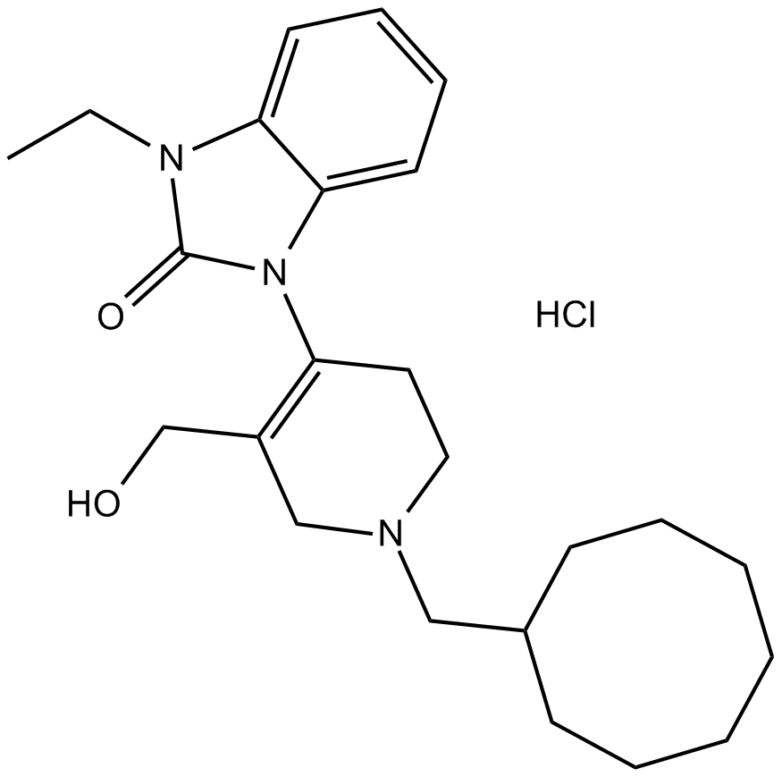 Trap101 HCl Chemical Structure