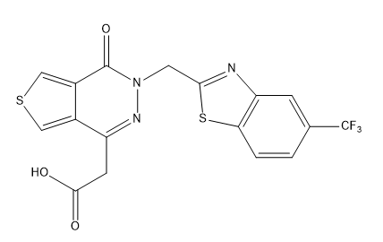 AT-007 Chemical Structure