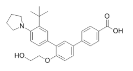 Trifarotene Chemical Structure