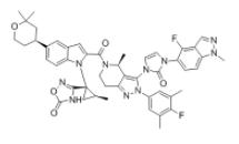 GLP-1 receptor agonist 1 结构式