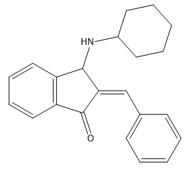 Dual Specificity Protein Phosphatase 1/6 Inhibitor Chemical Structure