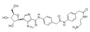 Adenosine Amine Congener Chemical Structure