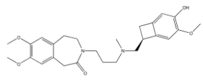 Ivabradine Impurity 16 Chemical Structure