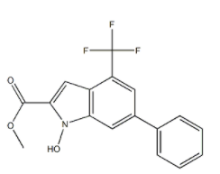 NHI 2 Chemical Structure