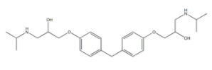 Bisoprolol Impurity C Chemical Structure