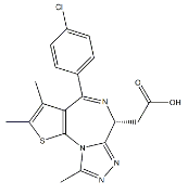 (R)-JQ-1 (carboxylic acid) Chemical Structure