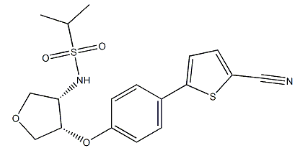PF-04958242 Chemical Structure
