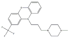 Trifluoperazine Chemical Structure