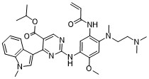 Mobocertinib Chemical Structure