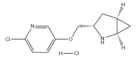 SUVN-911 Chemical Structure