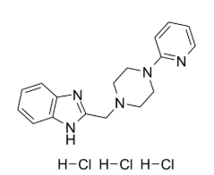 ABT-724 trihydrochloride Chemical Structure