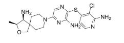 TNO155 Chemical Structure