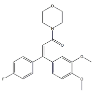 Flumorph Chemical Structure
