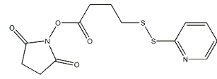 SPDB Chemical Structure