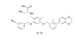 BMS1001 hydrochloride Chemical Structure