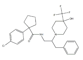 PF-04745637 Chemical Structure