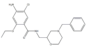 Mosapride Impurity H Chemical Structure