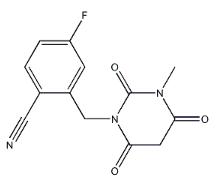 Trelagliptin Impurity Y Chemical Structure