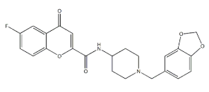 MCHr1 antagonist 2 Chemical Structure