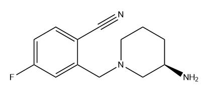 Trelagliptin Impurity D Chemical Structure