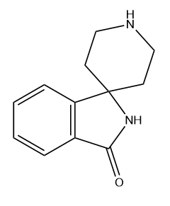 Spiro[isoindoline-1,4'-piperidin]-3-one Chemical Structure