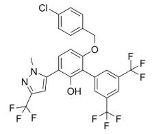 MYCi361 结构式