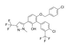 MYCi975 结构式