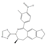 AMPA/kainate antagonist-2 Chemical Structure