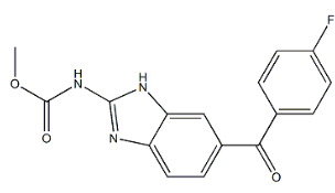 Flubendazole Chemical Structure