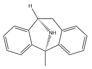 Dizocilpine Chemical Structure