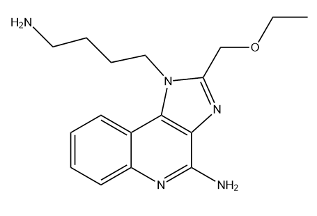 TLR7/8 agonist Chemical Structure
