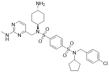 Deltasonamide 2 Chemical Structure