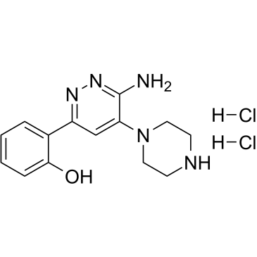 SMARCA-BD ligand 1 for Protac dihydrochloride Chemical Structure