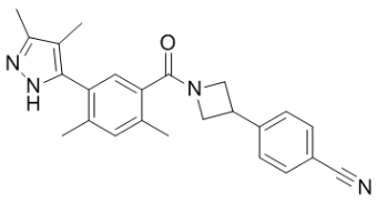 FASN-IN-3 Chemical Structure
