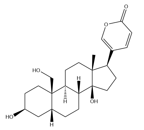 19-Hydroxybufalin Chemical Structure