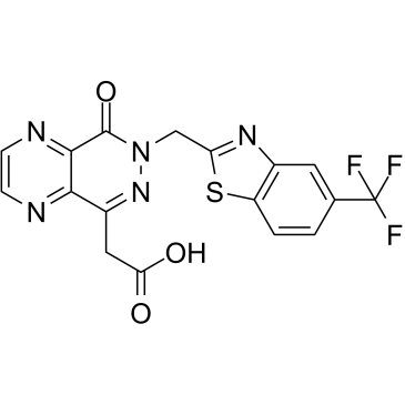Aldose reductase-IN-1 Chemical Structure