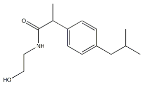 Mabuprofen Chemical Structure