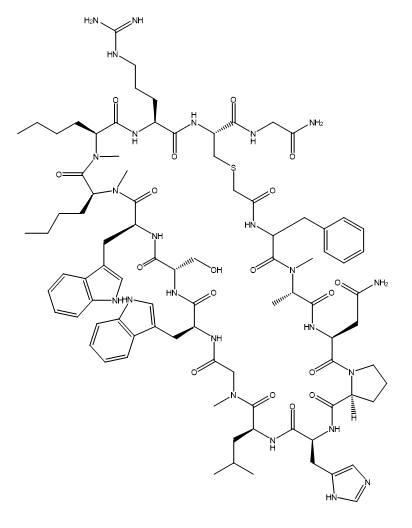 PD-1/PD-L1 Inhibitor 3 Chemical Structure
