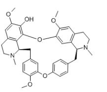 Demethyl tetrandrine Chemical Structure
