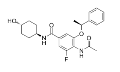 GSK046 Chemical Structure