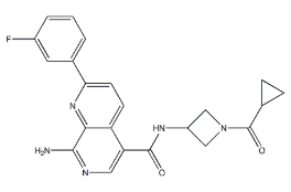 GNE-495 Chemical Structure