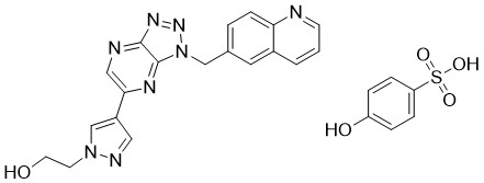 PF-04217903 phenolsulfonate Chemical Structure