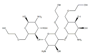 Glycol chitosan Chemical Structure