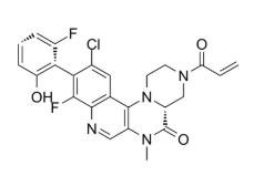 KRAS G12C inhibitor 14 Chemical Structure