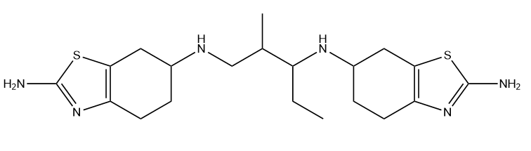 Pramipexole Dimer Chemical Structure