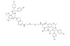 PROTAC MDM2 Degrader-2 Chemical Structure