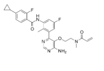 Remibrutinib Chemical Structure