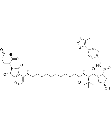 TD-165 Chemical Structure