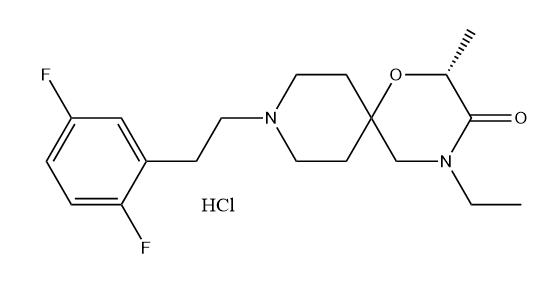 EST73502 HCl Chemical Structure